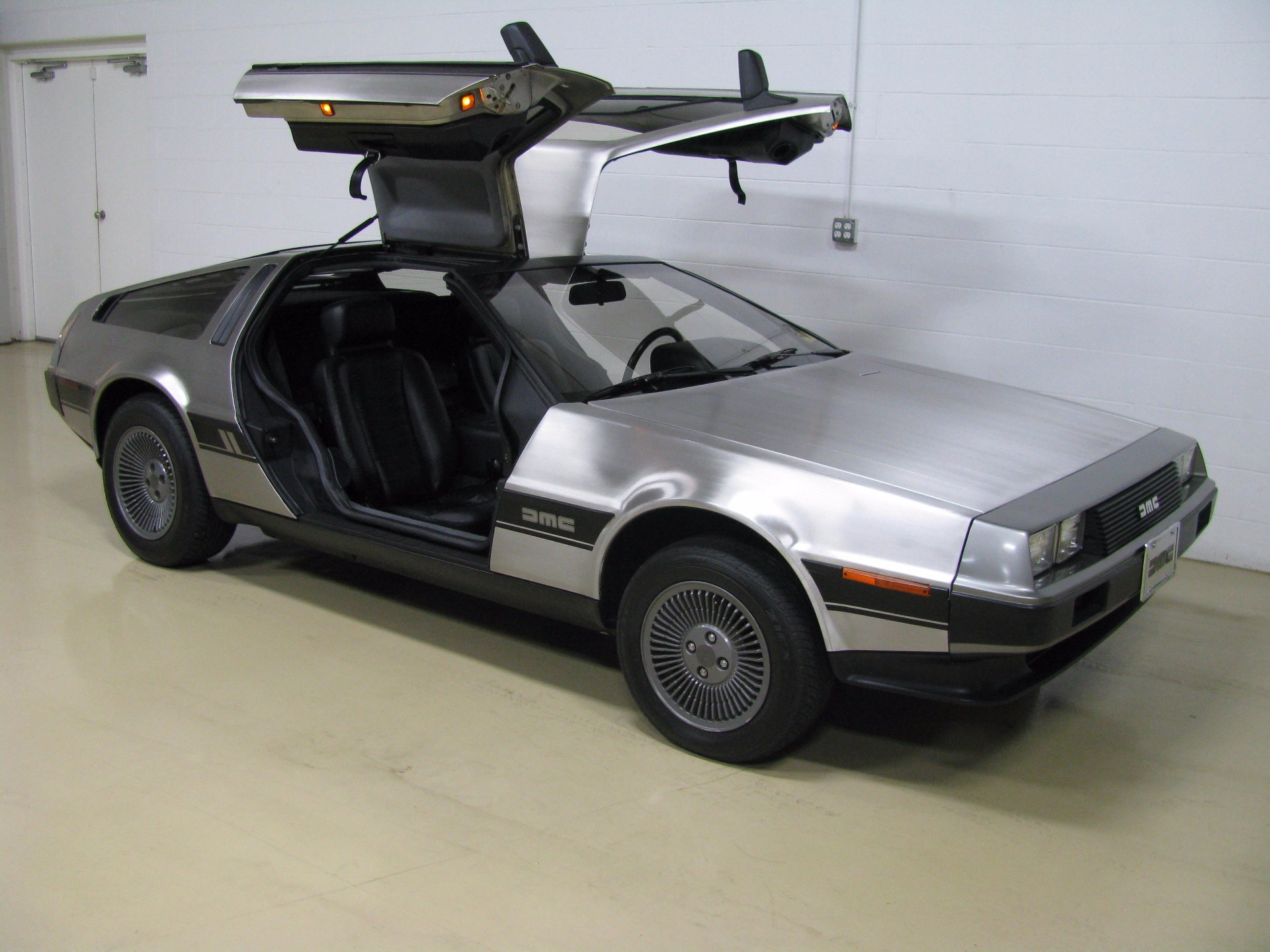 1981 Dmc Delorean Available At Midwest O2 Sensor Location Car Interior Design